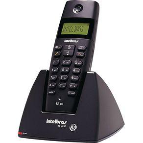 Telefone sem Fio com Identificador intelbras