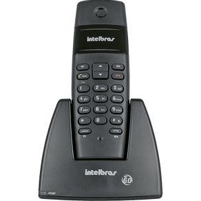 Telefone sem Fio Dect 1.92GHz TS40 Intelbras - Preto