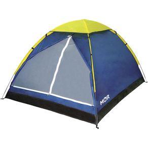 Barraca Camping Iglu para 3 Pessoas 9034 Mor