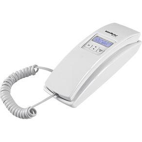 Sua comunicação mais fácil e segura. Este telefone permite que você ligue para os seus contatos e ainda veja quem esta t...