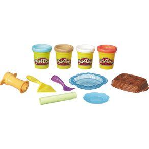 Play-Doh Tortas Divertidas B3398 Hasbro