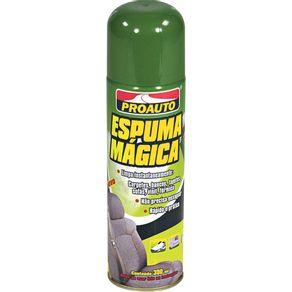 Limpa Estofados Spray Espuma Mágica 400ml Proauto