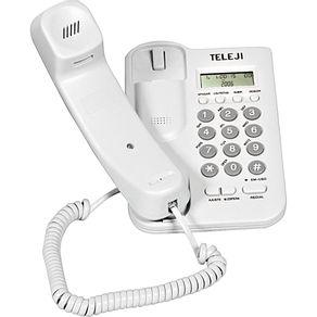 Telefone com Identificador Teleji 46 Branco