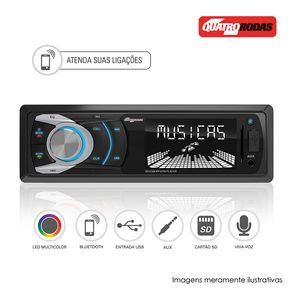 Autorradio-Bluet-USB-MP3-QRodas-MTC6609
