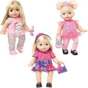 Bon-Little-Mommy-Doce-Bebe-X4945-Mattel