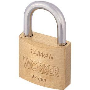 Cadeado Latão 45mm 405361 Worker
