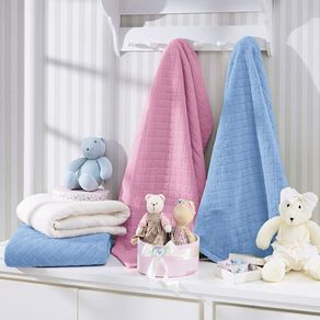 Cobertor-Bebe-Plush-Azul-Hedrons