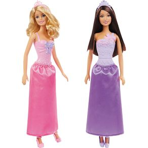 Barbie-Princesa-Basica-DMM06-Sort