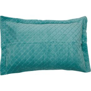 Porta-Trav-53x80-Plush-Hedrons-Sea-Blue