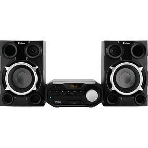 Mini-System-CD-Bluet-USB-Philco-PH470BT