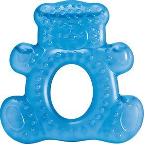 Mordedor com Água Teddy Bear Multikids Azul