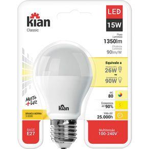Lamp-Led-15W-Kian-Certif-Am-Bv