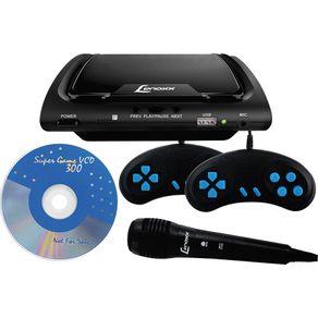 DVD-Karaoke-1Mic-USB-Game-Lenoxx-DK419