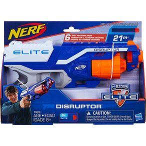 Lançador de Dardos Nerf Elite Disruptor B9838 Hasbro