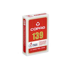 Jogo Baralho 139 Naipe Convencional Copag