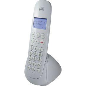 Telefone sem Fio com Identificador Motorola MOTO700W - Branco