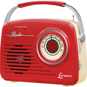 Radio-Retro-Bluet-USB-SD-Lenoxx-RB80