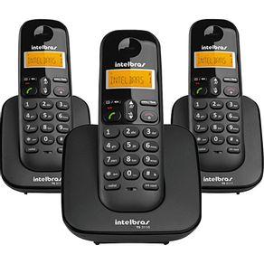 Tel-s-Fio-ID-Rml-Intelbras-TS3113-Pt
