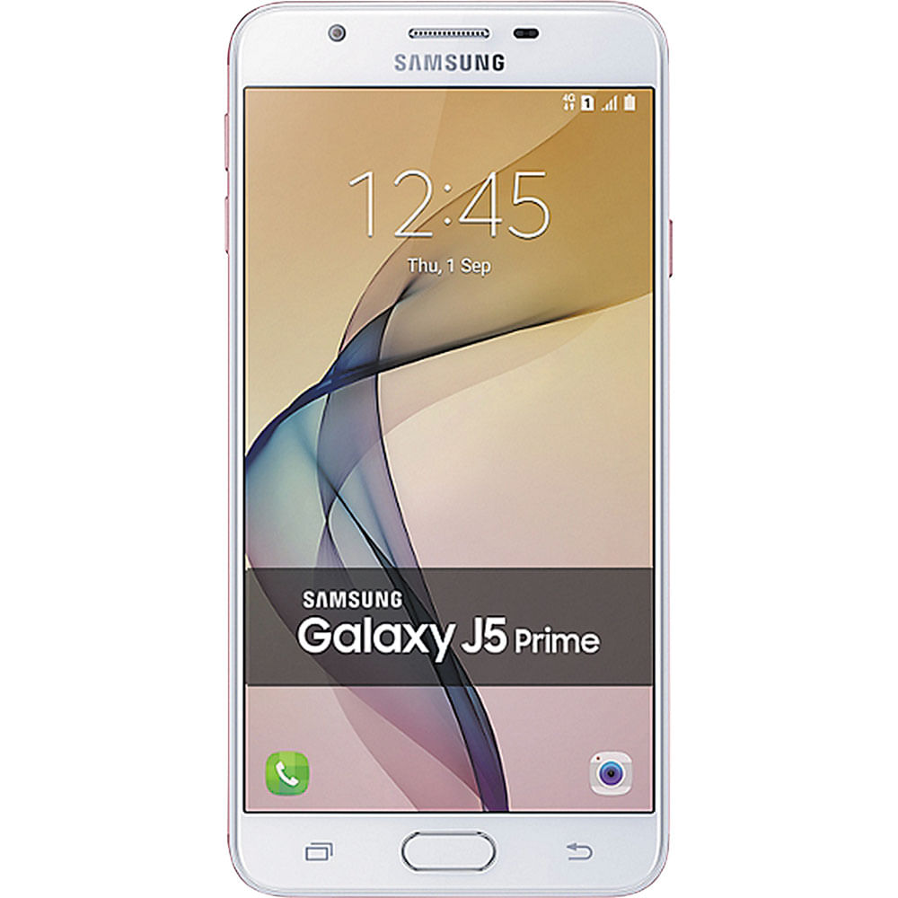 Celular Smartphone Samsung Galaxy J5 Prime G570m 32gb Dourado - Dual Chip