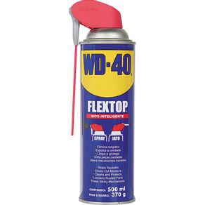 Lubrificante Spray Flextop 500ml WD-40