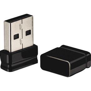 Pen Drive 32GB Multilaser Nano PD055 Preto