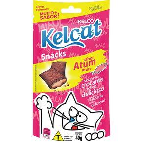 Snacks Kelcat 40g Atum Snacks Atum Kelcat Kelco 40g