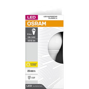 Lamp-Led-9.5W-SStar-CLA75-Osram-Am-Bv