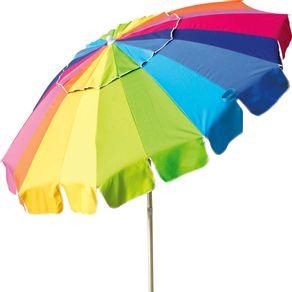 Guarda-sol-Poliester-220cm-Rainbow-3731-Mor