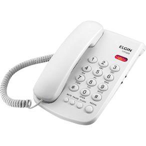 Telefone com Bloqueador Elgin TCF 2000 Branco