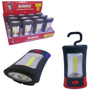 Lanterna Led com Gancho Multifunção ALL51116 Alfacell Sortida