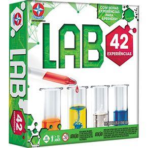 Jogo de Ciências Lab 42 Experiências Estrela