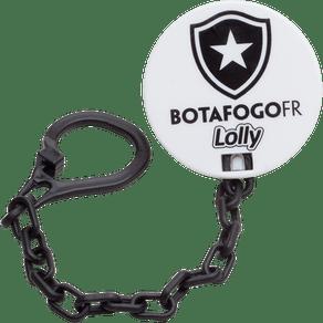 Prendedor de Chupeta 7076 Lolly Botafogo