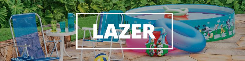 banner - Lazer