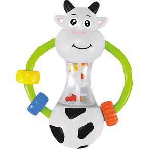 Chocalho Vaquinha Zoop Toys