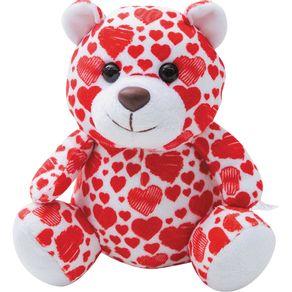 Pelúcia Urso Namorados Light Toys Média