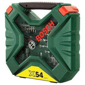 Maleta com Ferramentas 54 Peças X-Line Bosch