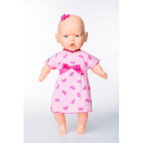 Boneca Nenê da Mamãe Estrela