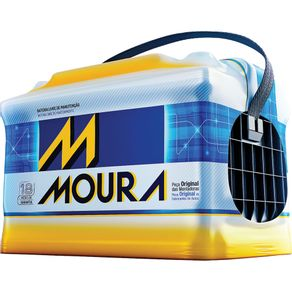 Bateria Automotiva Moura 60GD