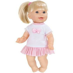 Boneca Jenny Fala Inglês Super Toys 195