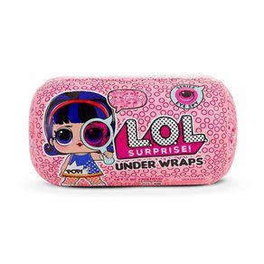 Boneca LOL Candide Under Wraps 8911