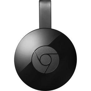 Chromecast 2 HDMI Google Streaming Preta