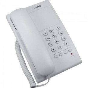 Telefone Digital Vtech VTC 105 Branco