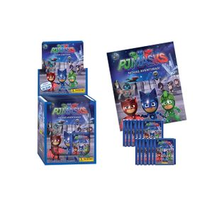 Álbum PJMasks + 12 Envelopes DTC