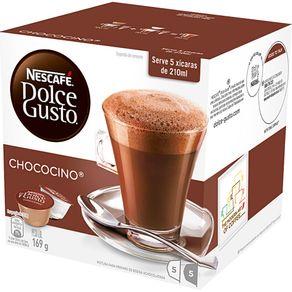 Cápsula Dolce Gusto Nescafé com 10 Unidades de 16.9g Chococino