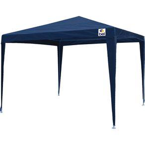 Tenda Gazebo 2x2m 301302 Bel Fix Azul
