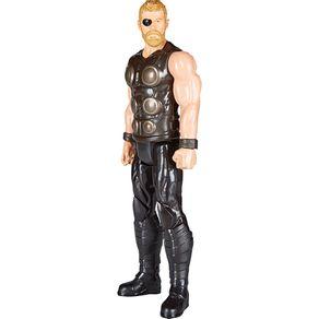 Boneco Thor Vingadores Guerra Infinita Titan Hero E1424 Hasbro