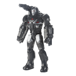 Boneco Máquina de Combate 30cm Hasbro Vingadores Ultimato Titan Deluxe E4017