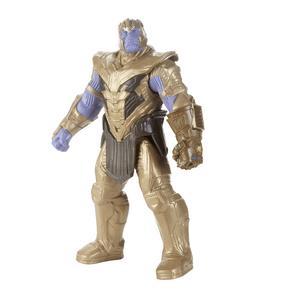 Boneco Thanos 30cm Hasbro Vingadores Ultimato Marvel Deluxe Titan Hero E4018