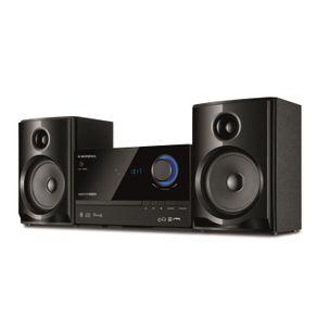 Micro System 50WRMS Mondial One MS-09 com CD MP3 e Entradas USB e Auxiliar