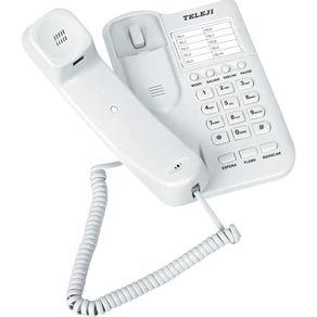 Telefone com Bloqueador V10 branco